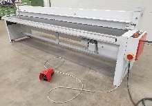 Mechanical guillotine shear Schröder MHSU 3000 x 1,5 mm photo on Industry-Pilot