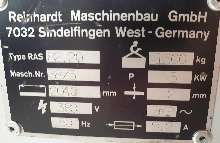 Mechanical guillotine shear RAS 82.20 photo on Industry-Pilot