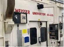 Токарный станок с ЧПУ Weisser AS 650/4 купить бу
