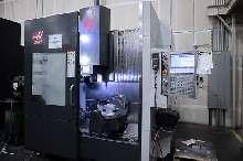 Обрабатывающий центр - вертикальный HAAS UMC 750 купить бу