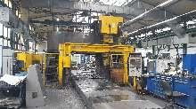 Портальный фрезерный станок Droop & Rein Portalfräsmaschine Langfräsmaschine FPV1600 mit Sinumerik 850M купить бу