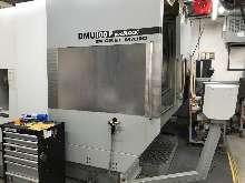 Обрабатывающий центр - универсальный DMG-DECKEL-MAHO DMU 100  P duoBLOCK купить бу