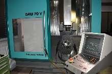 Обрабатывающий центр - универсальный DECKEL MAHO DMU 70 V купить бу