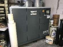 Винтовой компрессор ATLAS-COPCO GA 18 VSD/FF купить бу