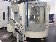 Обрабатывающий центр - вертикальный MIKRON HSM 400 купить бу