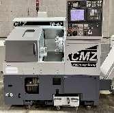 Токарный станок с наклонной станиной с ЧПУ CMZ TB 67 купить бу