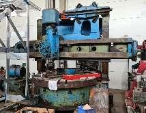 Карусельно-токарный станок - двухстоечный NILES DKZ 2000 купить бу