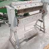 Листогиб с поворотной балкой Schröder ASK II 1000 x 2 купить бу