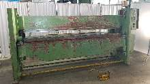 Листогиб с поворотной балкой HERA UM III 2500 x 5 mm фото на Industry-Pilot
