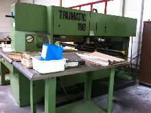 Координатно-пробивной пресс TRUMPF Trumatic 180 W Trumatic 180 W 9053H1 Nr. 355 купить бу