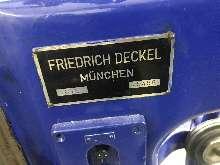 Гравировальный станок DECKEL G 1 L Rundtisch фото на Industry-Pilot
