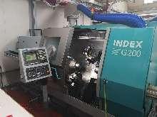 Токарно фрезерный станок с ЧПУ INDEX G 200 купить бу