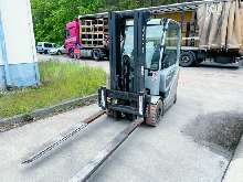 Четырёх колёсный погрузчик Elektro 4 Rad-Stapler купить бу