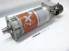 DC motor WMW WSM2-85.08 1218( WSM2-85.081218 ) Flansch: 168 x 168 mm Resolver: Typ 1969.1 gebraucht, geprüft ! photo on Industry-Pilot