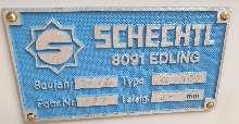 Гильотина механическая Schechtl MT 100 фото на Industry-Pilot