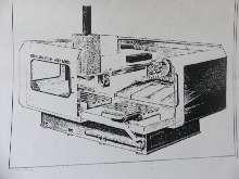 Обрабатывающий центр - вертикальный Heckler + Koch VBZ 630L купить бу