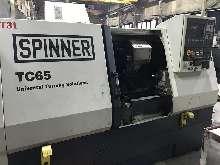 Токарный станок с ЧПУ SPINNER TC 65 MC купить бу