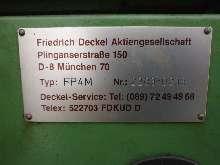 Обрабатывающий центр - универсальный DECKEL FP 4 M фото на Industry-Pilot