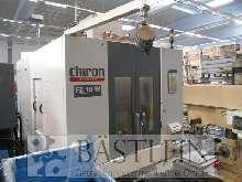 Обрабатывающий центр - универсальный CHIRON FZ 18 W купить бу