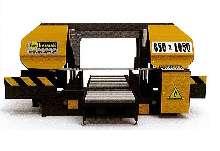 Bandsaw metal working machine - horizontal KM Kesmak KSY 650 x 1050 photo on Industry-Pilot