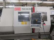 Токарно фрезерный станок с ЧПУ TRAUB TNX 65/42 купить бу