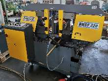 Ленточнопильный автомат - гориз. BEKA-MAK BMSO 320 купить бу
