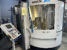 Machining Center - Vertical MIKRON HSM 400 photo on Industry-Pilot