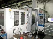 Обрабатывающий центр - универсальный HURON K2X 10 five купить бу