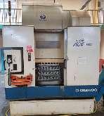 Обрабатывающий центр - вертикальный DOOSAN DAEWOO ACE V 400 купить бу
