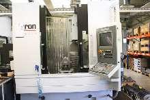 Обрабатывающий центр - вертикальный CHIRON Mill FZ 800 high speed plus купить бу