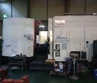 Обрабатывающий центр - вертикальный MAZAK VORTEX i-800V/8 купить бу