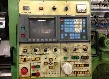 Токарный станок с наклонной станиной с ЧПУ VICTOR TNS 3 купить бу