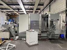 Обрабатывающий центр - вертикальный DECKEL-MAHO DMF220 купить бу