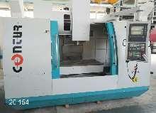 Обрабатывающий центр - вертикальный SAEILO Contur KV-1350 / 810D Shopmill купить бу