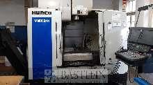 Обрабатывающий центр - вертикальный HURCO VMX 24t купить бу