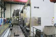 Фрезерный станок с подвижной стойкой SHW UFZ 6/L x 12000 фото на Industry-Pilot