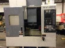 Обрабатывающий центр - вертикальный MORI SEIKI SV 400 купить бу