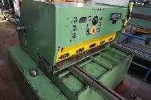 Гидравлические гильотинные ножницы HERA HSS 3 фото на Industry-Pilot