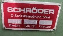 Листогиб с поворотной балкой SCHRÖDER MAK II фото на Industry-Pilot