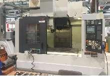Обрабатывающий центр - вертикальный MORI SEIKI NV 5000 купить бу