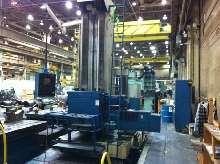 Горизонтальный расточный станок с неподвижной плитой UNION BFP130 CNC купить бу