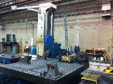 Горизонтальный расточный станок с неподвижной плитой UNION BFP130 CNC фото на Industry-Pilot