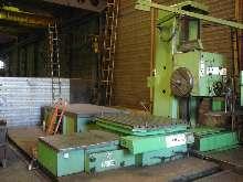 Горизонтальный расточный станок с неподвижной плитой UNION BFP 130-5 купить бу
