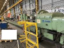 Тяжёлый токарный станок SKODA SUI 126 x 18000 купить бу