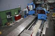 Тяжёлый токарный станок TACCHI DB 1400 x 10000 купить бу