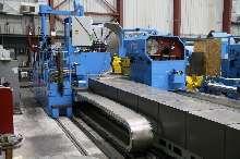 Тяжёлый токарный станок TACCHI DB 1400 x 10000 фото на Industry-Pilot