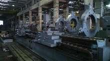 Тяжёлый токарный станок POREBA TZG 400 B x 10000 купить бу