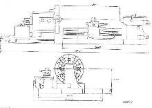 Тяжёлый токарный станок POREBA TZG 400 B x 10000 фото на Industry-Pilot