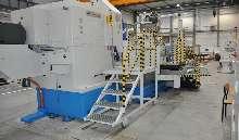 Тяжёлый токарный станок POREBA TCP 300 CNC x 7000 купить бу