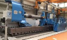 Тяжёлый токарный станок TACCHI DB 1900 x 10000 Series 132 купить бу